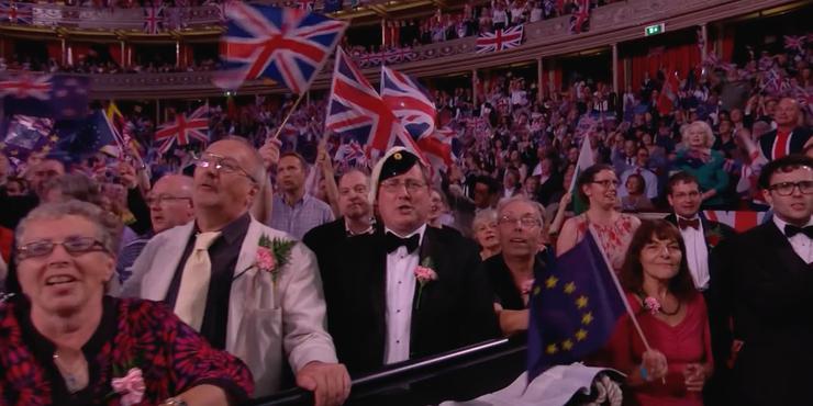 Rule, Britannia! (Really?)