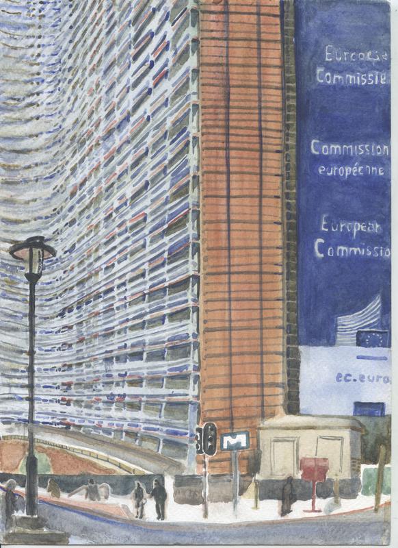 Commission européenne - Fránçois Marry