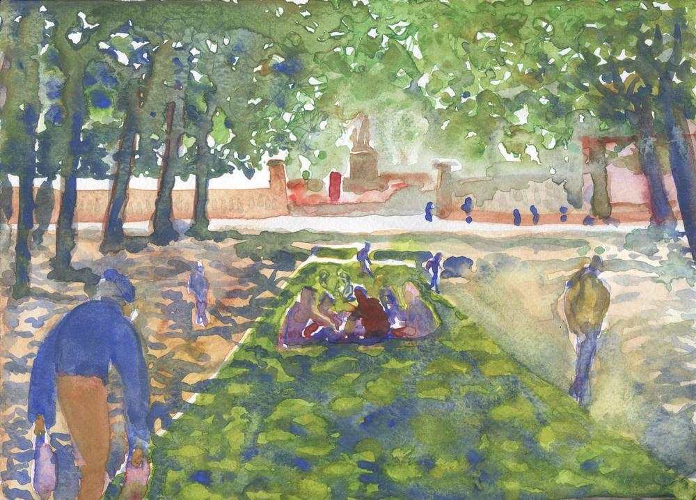 Parc Royal - Fránçois Marry