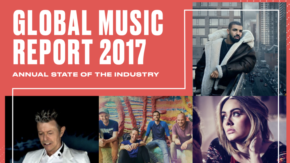 IFPI Publish Global Music Industry Report for 2016
