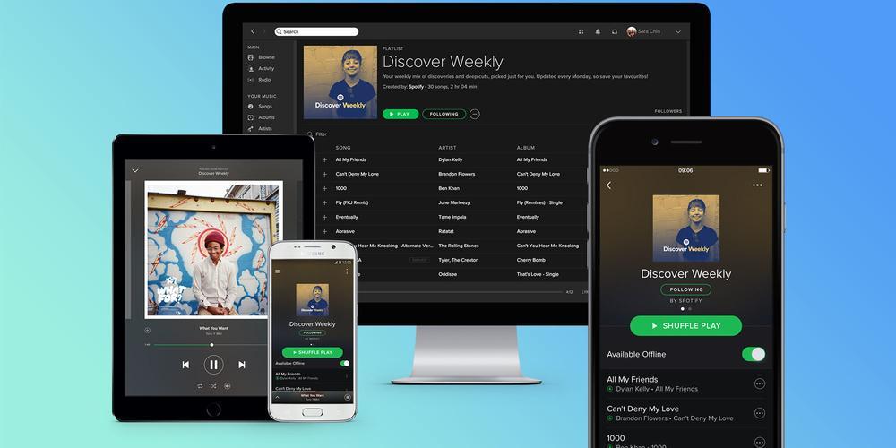 Spotify To Develop Hardware Device.