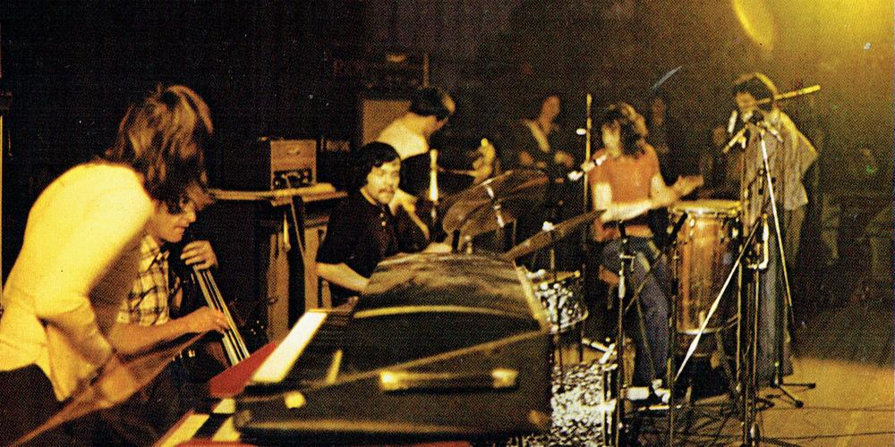 Tihomir 'Pop' Asanovic and his Pop selekcija on Boom Festival '74
