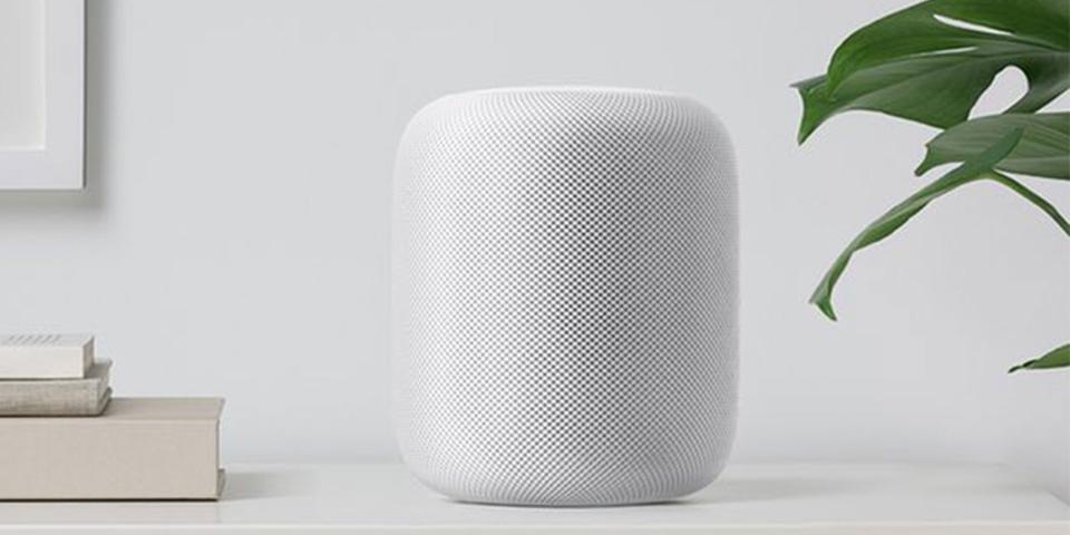 Apple unveils smart speaker + Apple Music sharing feature