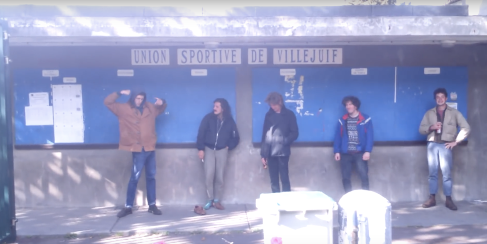 Le Villejuif Underground 'Can You Vote For Me ?'