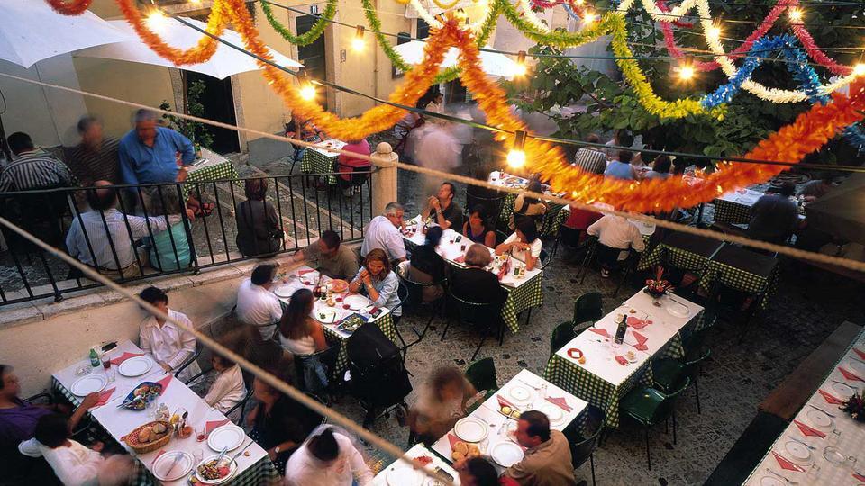 Portugal: June, a festival of Saints