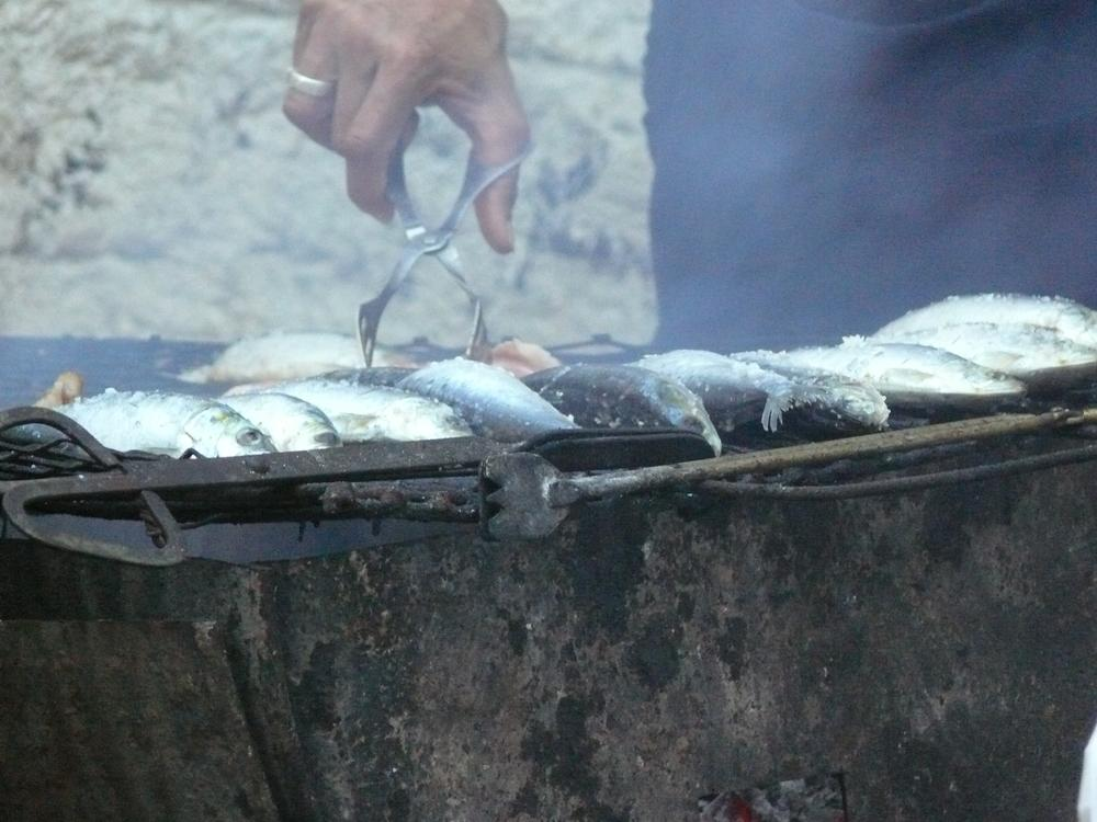 Grilled sardines (ccarlstead - Flickr)