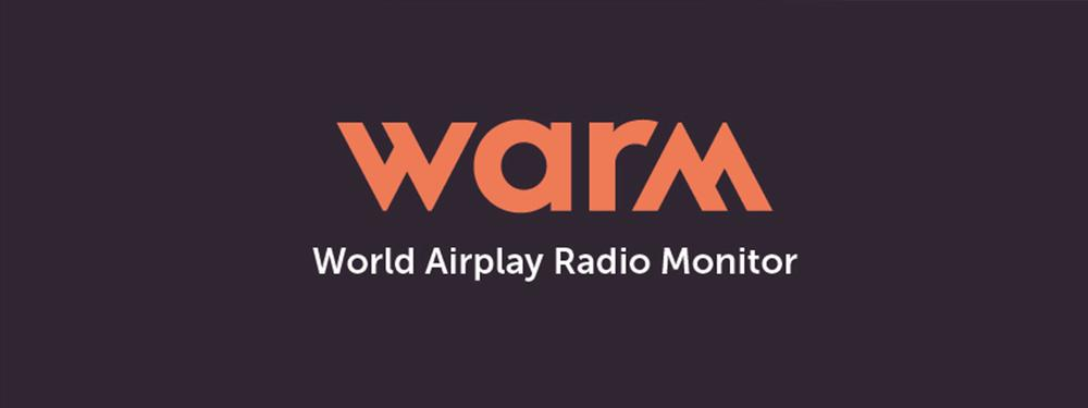 WARM is a new analytics tool that looks to change the way artists monitor radio play.