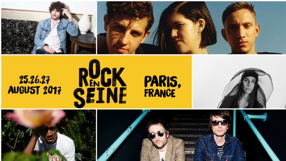 Barbagallo, The xx, PJ Harvey, DBFC, and more are performing at Rock en Seine this Weekend.