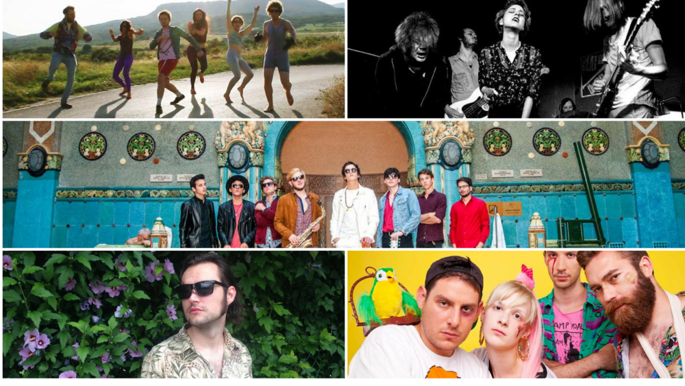 A selection of Hungarian acts from our Summer Playlist.
