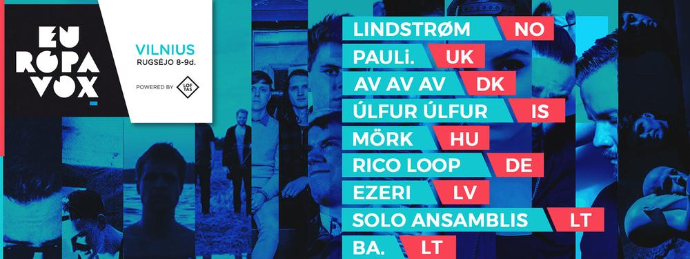 Europavox will host a stage for the second year in a row at Loftas Festival.