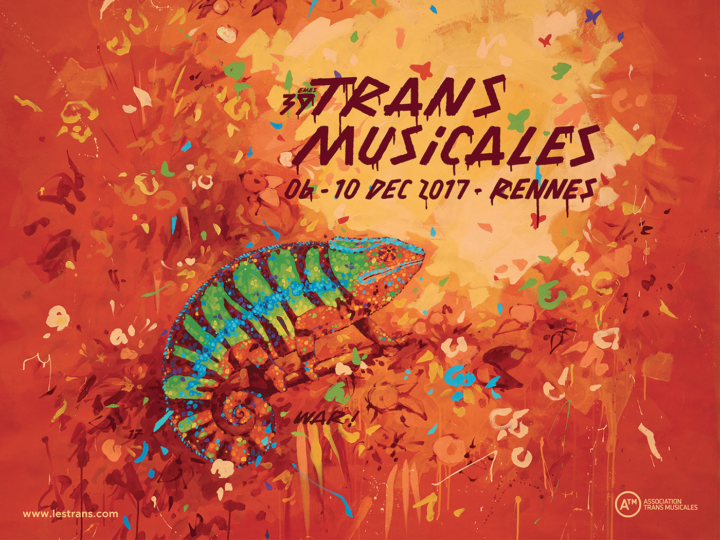 Play! Lost in Les Transmusicales line-up