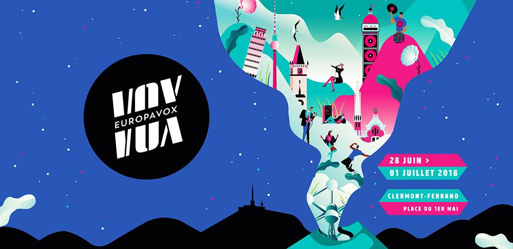 Play! Europavox Festival Clermont-Ferrand Part II