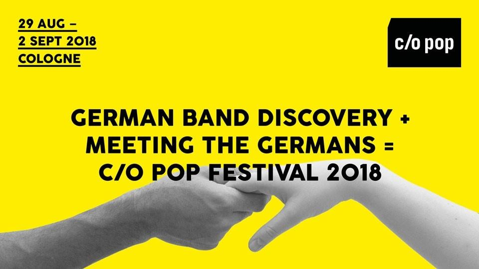 c/o pop Festival is becoming THE showcase for German music export and international trading