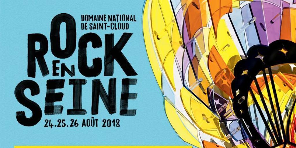 Play! Rock en Seine 2018