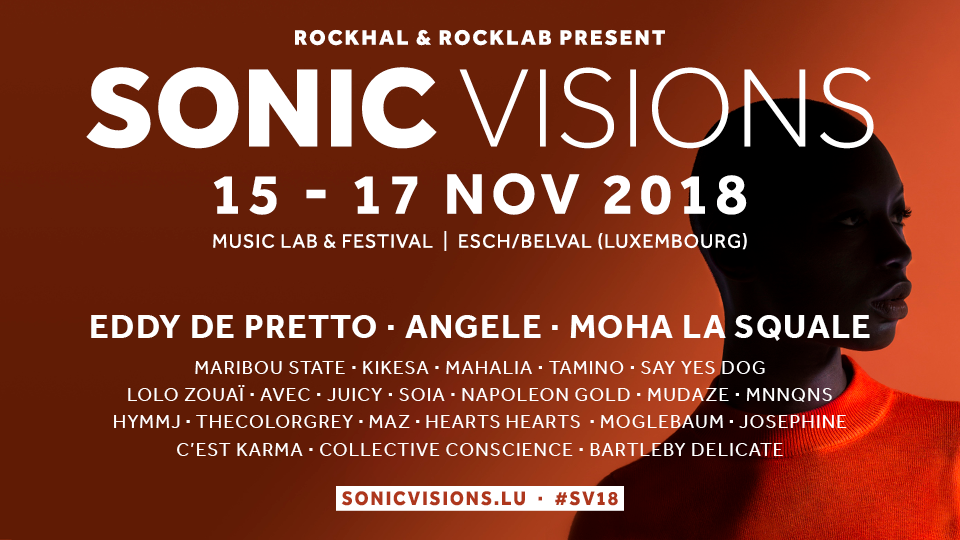 Sonic Visions Music Lab & Festival 2018