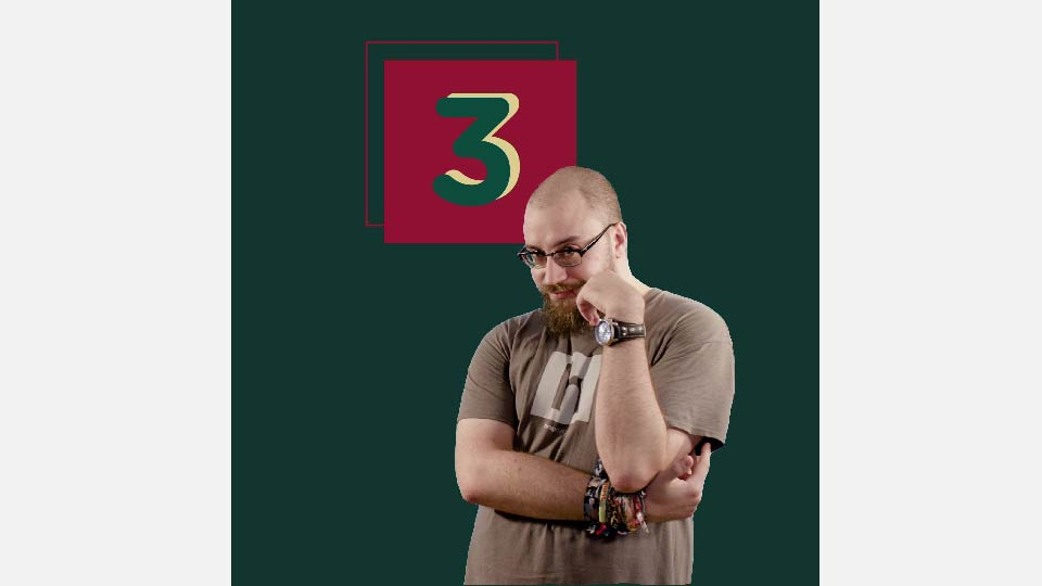 3 - Daniel S