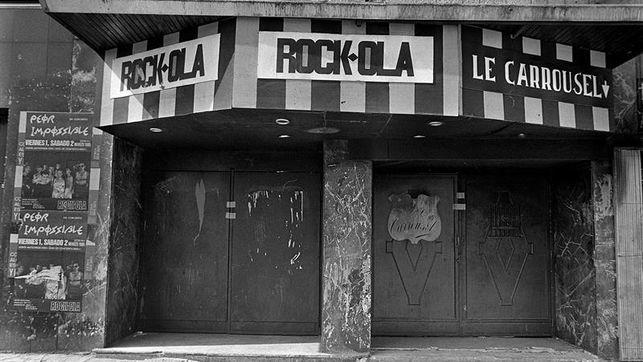 Sala Rock Ola Madrid