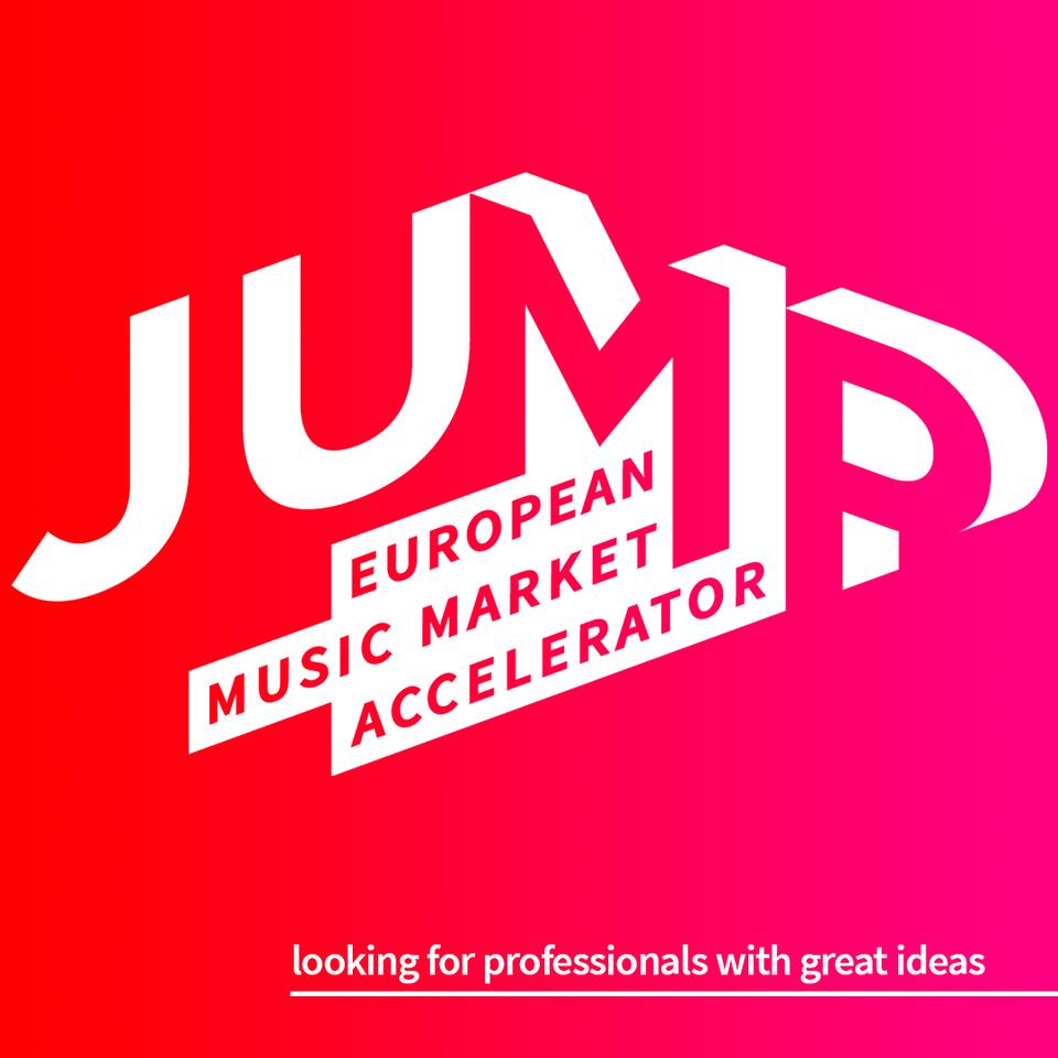 JUMP, European Music Market Accelerator: Extended deadline, apply now!