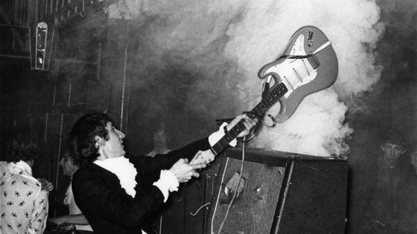 Play! Happy birthday to Pete Townshend!