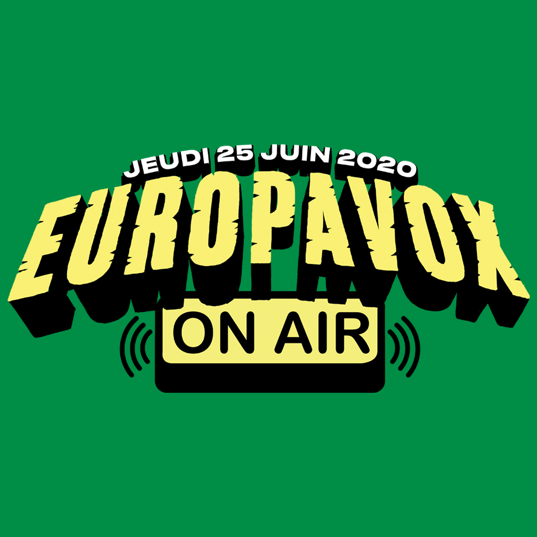Play! Europavox On Air