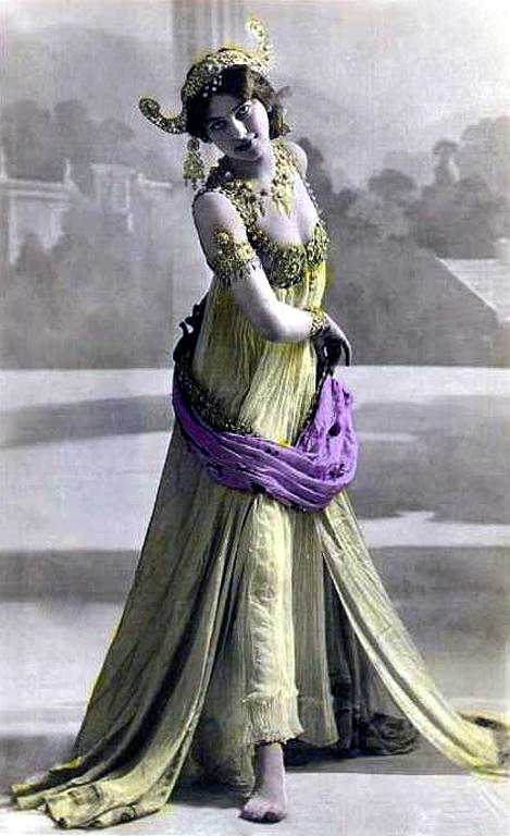 Play! Mata Hari