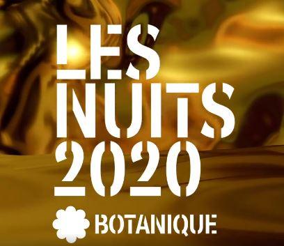 Play! Nuits Botanique