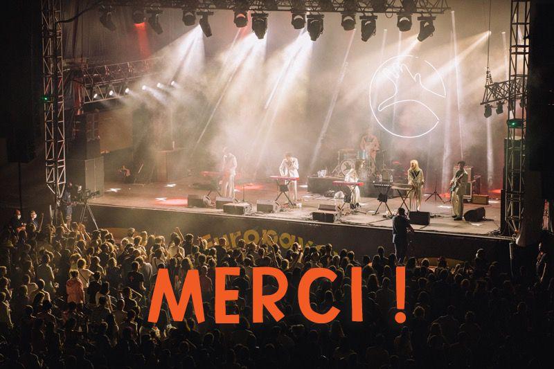 Festival Europavox Merci