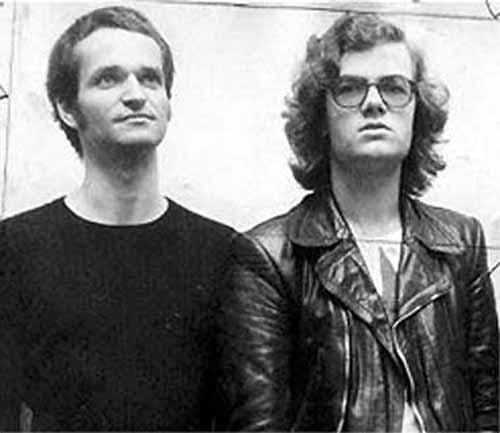 Schneider and Ralf Hütter (Kraftwerk)