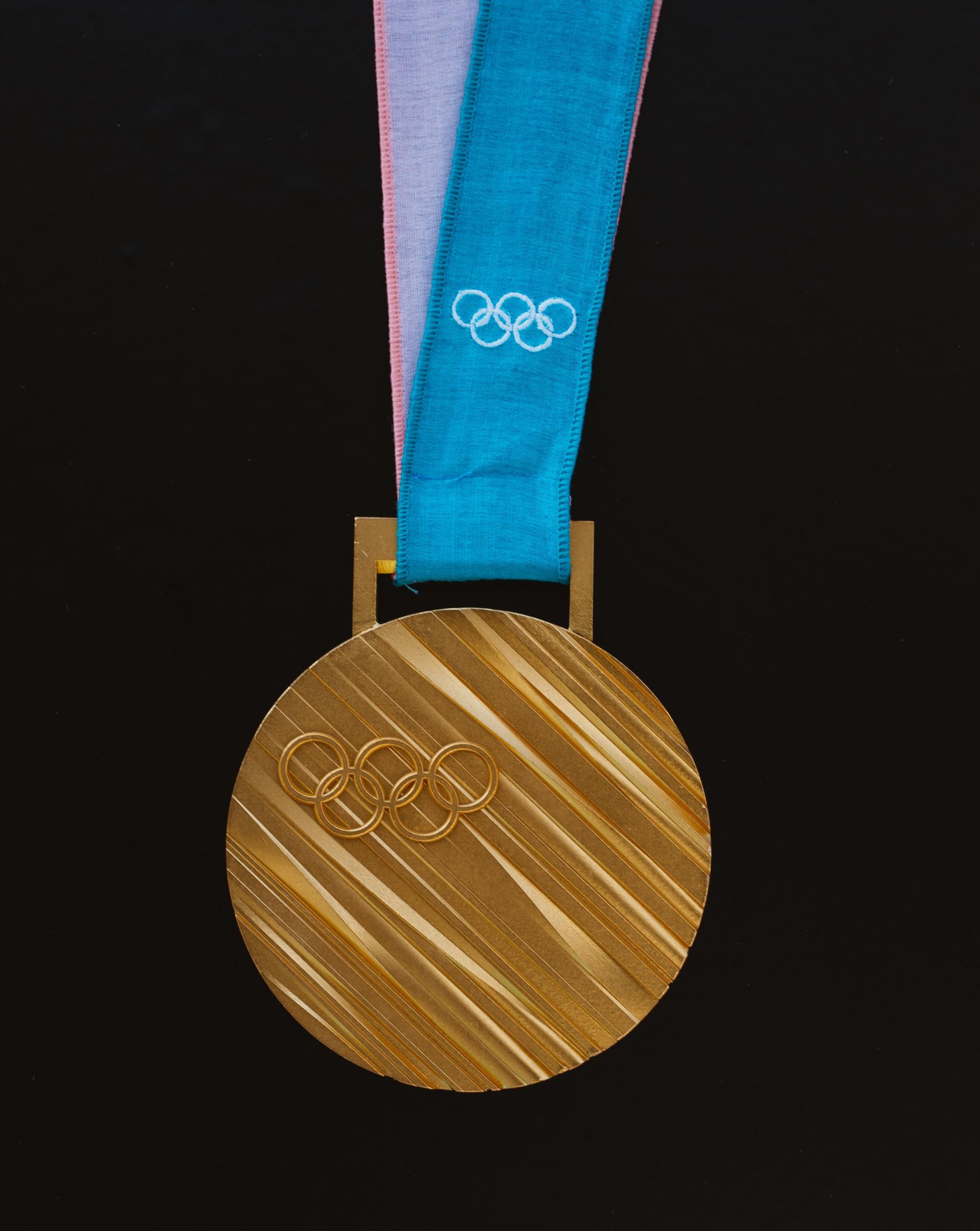 Olympiade Spiel 2020