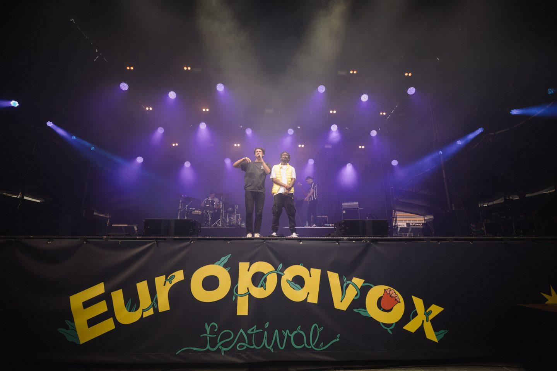 Festival Europavox 2021 Georgio J1